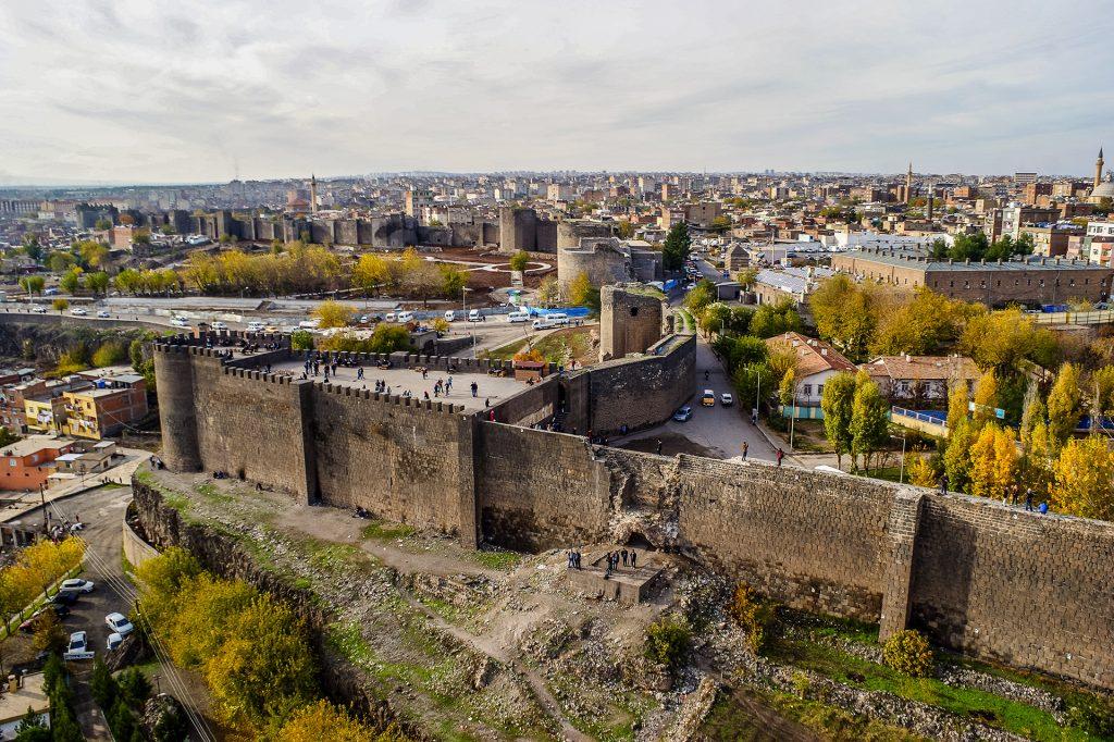 Diyarbakir, Kota Tua di Turki