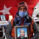 Diyarbakir Mothers Menuntut Anak-Anak Mereka Yang Hilang di Diyarbakir, Turki