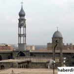 Gereja Batu Diyarbakır Untuk Melayani Pariwisata